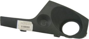 Решетка (накладка) противотуманной фары правой Geely X-7 1018013475