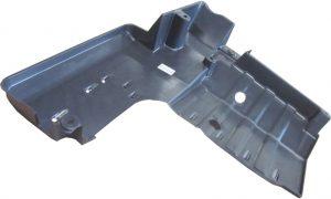 Защита топливного бака Geely X-7 1018013586