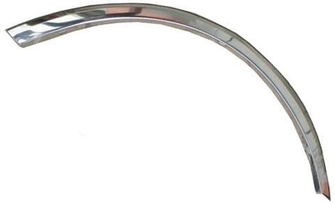 Накладка крыла заднего левого (хром) Geely MK-2 Cross 1018016557