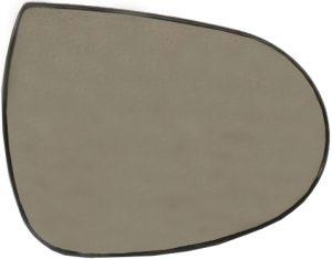 Зеркало (стекло) заднего вида левое Geely X-7 1018018332