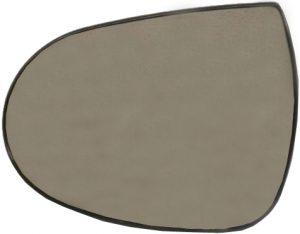 Зеркало (стекло) заднего вида правое Geely X-7 1018018333