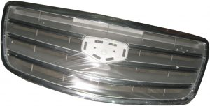 Решетка радиатора Geely EC-8 1018024021