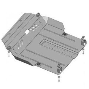 Защита двигателя металлическая KOLCHUGA (хетчбэк) Geely MK 1.0294.00