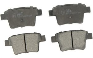 Колодки тормозные задние ABE (Чехия) BYD S6 10312560-00/ABE