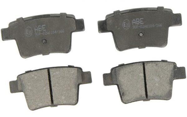 Тормозная система BYD S6