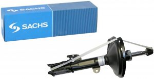 Амортизатор передний левый газо-масляный (под круглый шток) Sachs (Германия) BYD S6 10551880-00/Sachs
