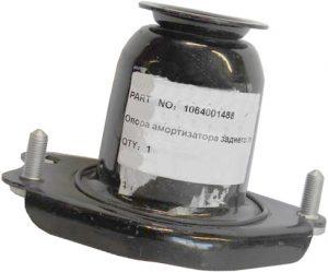 Опора амортизатора заднего левая (металл) Geely EC7/FC/SL, BYD F3 1064001488 1061001050