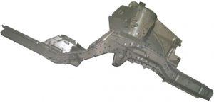 Лонжерон передний левый Geely FC/SL 106200048601