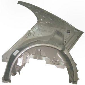 Брызговик боковины задний левый (лонжерон) Geely FC/SL 106200065902