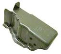 Кронштейн усилителя переднего бампера правый Geely EC-7 106200207102