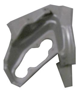 Кронштейн фонаря заднего правый (хетчбэк) Geely EC-7RV 106200315302