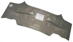 Панель задняя багажника (хетчбэк) Geely EC-7RV 106200328602
