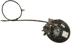 Тормозное устройство заднее левое в сборе Geely FC/SL 1064000137