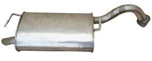 Глушитель (задняя часть) Geely EC-7 1064001081
