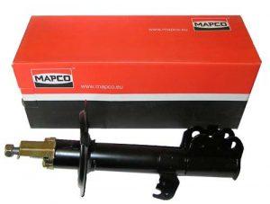 Амортизатор передний левый газо-масляный Mapco (Германия) Geely EC7/FC/SL, BYD F3 1064001256/Mapco