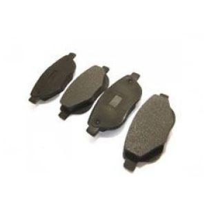 Колодки тормозные передние Geely EC-7 1064001724