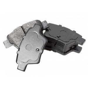 Колодки тормозные задние Geely EC-7 1064001725