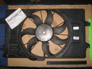 Вентилятор охлаждения в сборе Geely EC-7 1066001531
