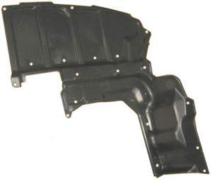Пыльник двигателя правый Geely FC/SL 1068000004