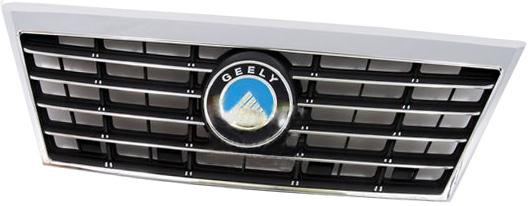 Решетка радиатора, эмблема Geely FC