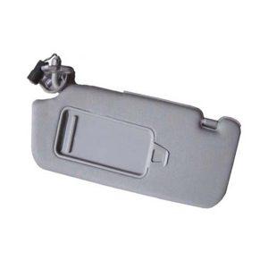 Козырек солнцезащитный левый (серый) Geely EC-7 106800105400433