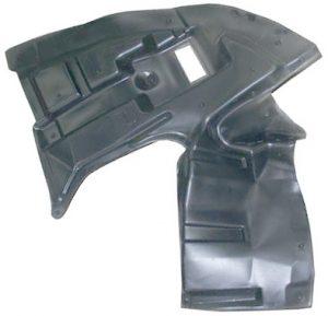 Защита двигателя пластиковая левая Geely EC-7 1068001644