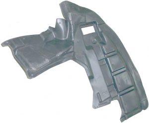 Защита двигателя пластиковая правая Geely EC-7 1068001646