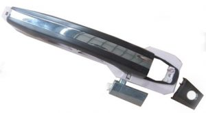 Ручка двери наружная передняя правая Geely EC-7 1068002074