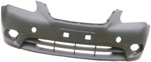 Бампер передний (хетчбэк) Geely EC-7RV 1068003022