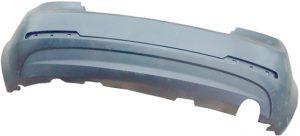 Бампер задний (хетчбэк) Geely EC-7RV 1068003031