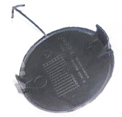 Заглушка буксировочного крюка переднего бампера правая Geely EC-7 1068003334