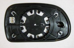Зеркало (стекло) заднего вида левое Geely EC-7 1068003399