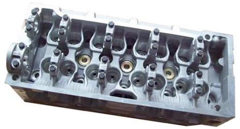 Головка блока цилиндров (EURO IV, Delphi) Geely CK/MK 1086090101