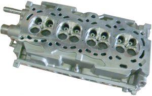 Головка блока цилиндров (1.8 л., MT, Bosch) Geely EC-7/FC/SL 1136000038-01