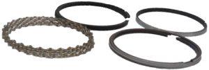 Кольца поршневые (STD, 1.8 л.) комплект Geely EC-7/FC/SL 1136000065-01
