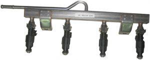 Рампа топливная с форсунками (1.8 л., после 2011 г.) Geely EC-7/FC/SL 1136000127