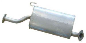 Глушитель (задняя часть) Great Wall Hover H3/Haval H5 1201100-K00-C1