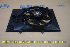 Вентилятор охлаждения Great Wall Hover 1308100-K00-B1