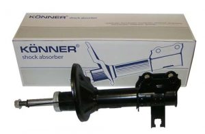 Амортизатор передний левый газо-масляный Konner (Корея) Geely CK 1400516180/Konner