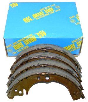Колодки тормозные задние (с ABS) Kashiyama (Япония) Geely CK 1403060180/Kashiyama