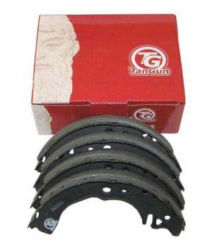Колодки тормозные задние (с ABS) Tangun (Корея) Geely CK 1403060180/Tangun