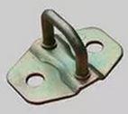 Петля замка крышки багажника Geely CK 1801028180