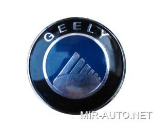 Эмблема задняя Geely CK 1801723180