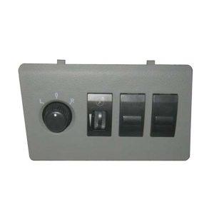 Блок управления подсветки приборов и регулировки зеркал (серый) Geely CK 180236418001