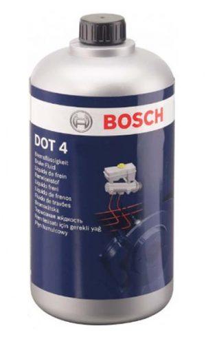 Тормозная жидкость DOT4 Bosch 1l