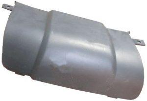Заглушка буксировочного крюка переднего бампера Great Wall Hover H3 2803308-K24