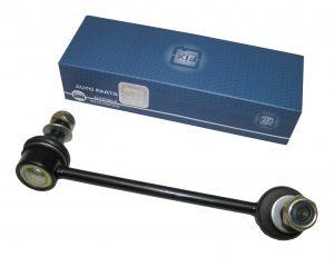 Стойка стабилизатора передней подвески левая Q-Fix (Голландия) Great Wall Hover/Haval H5/Safe F1/Wingle 3/Wingle 5 2906300-K00/Q-Fix