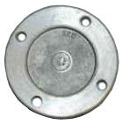 Крышка КПП задняя Geely CK/MK/EC-7/FC/SL/LC/X-7 3170102101