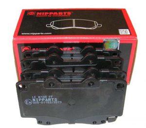 Колодки тормозные передние Nipparts (Нидерланды) Great Wall Safe G5/Deer 4х4 3501080-F00/Nipparts