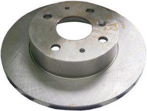Диск тормозной передний (ABS) Geely CK 3501101005